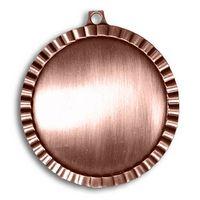 """2"""" Insert Holder Medal (2 1/2"""") - Bronze"""