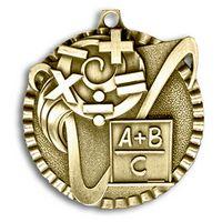 "Math Stock Medal (2"")"