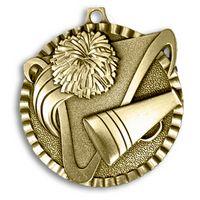 "Cheerleader Stock Medal (2"")"