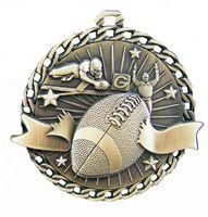 "Football Stock Medal (2"")"