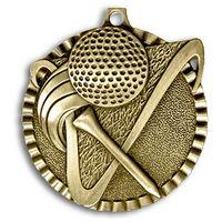"""Golf Stock Medal (2"""")"""