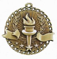 """Victory Stock Medal (2"""")"""