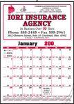 Custom Contractor's Bid 12 Sheet Calendar