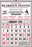 Custom Almanac 12-Sheet Calendar