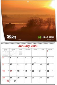 Custom Printed Home Improvement Tips Appointment Calendars