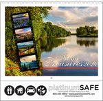 Custom Scenic Treasures 12 Subject Appointment Calendar