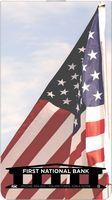 U.S. Flag Memo Book