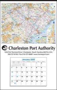Custom Imprinted South Carolina Wall Calendars