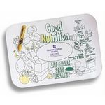 Custom Nutrition Place Mat