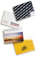 Envelope Style Vinyl Briefcase