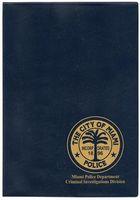 Academic Planner w/ Executive Vinyl Cover