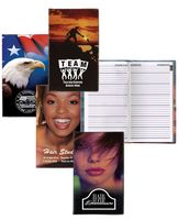 Stock Full Color Salon Cover w/ Address Book Insert