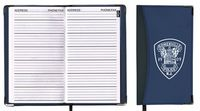 Address Book Ascot 2 Tone Vinyl Soft Cover Planner