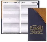 2 Tone Vinyl Designer Series Barcelona Planner - Address Book