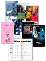 Monthly Full Color Digital Pocket Planner (1 Color)