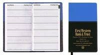 Mystic Series Soft Cover 2 Tone Vinyl Address Book