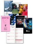 Custom Weekly Full Color Digital Pocket Planner (1 Color w/o Map)