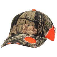 Outdoor Cap® Camo Frayed Cap (Embroidery)