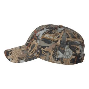Kati Oilfield Camo Structured Cap (Blank) - OIL15 - IdeaStage Promotional  Products f359b01aeea