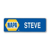 "Rectangle Name Badge (3""x1"")"