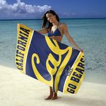 Full Color Beach Towel (30