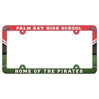 Full Color License Plate Frame
