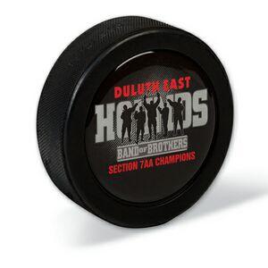 Custom Imprinted Hockey Pucks!