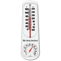 Indoor / Outdoor Thermometer with Hygrometer