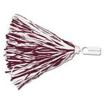 750 Strand Vinyl Pom Poms w/ Split Ring Handle (Unimprinted)
