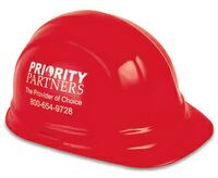 OSHA Certified Hard Hat w/ Decal on 2 Sides & Back