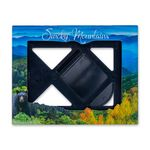 """Small Acrylic Picture Frame 3.75"""" x 4.75"""" Rectangle 3""""x4"""" photo"""