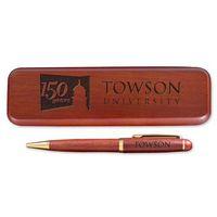 Rosewood Pen Set - Laser Engraved