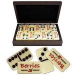 Custom Custom Standard Dominoes