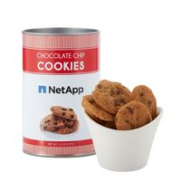 """4"""" Snack Tube Collection- Mini Chocolate Chip Cookie"""