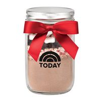 Hot Chocolate Kit in Mason Jar