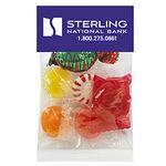 Custom Hard Candy in Header Bag (1 Oz.)