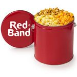 Custom Gallon Popcorn Tins - Original Trio