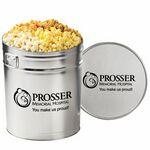 Custom 4 Way Popcorn Tins - (6.5 Gallon)