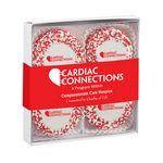 Belgian Chocolate Custom Oreo® Gift Box - Corporate Color Nonpareil Sprinkles