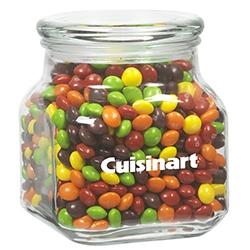 Contemporary Glass Jar Skittles 32 Oz 32cj Skt Brilliant