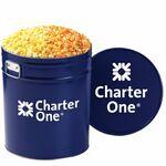 Custom 2 Way Popcorn Tins - (6.5 Gallon)