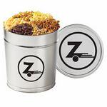 Custom 6 Way Snack Tins - (3.5 Gallon)