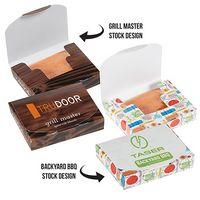 Barbeque Spice Rub Box w/ Fish & Seafood Rub