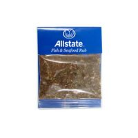 Gourmet Food Header Bags - Fish & Seafood Spice Mix (.7 Oz.)