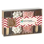Custom Hot Chocolate on a Spoon Kit Gift Set