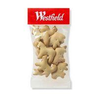 Animal Cookies in Header Bag (1 Oz.)