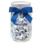 Glass Mason Jar - Hershey's® Kisses® (16 Oz.)