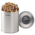 Custom Gourmet Popcorn Tin (Quart) - Midnite Snax Munch Popcorn