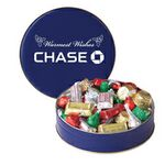 Custom Hershey's Holiday Mix in Small Tin