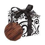 Custom Chocolate Covered Oreo Favor Box - Chocolate Drizzle